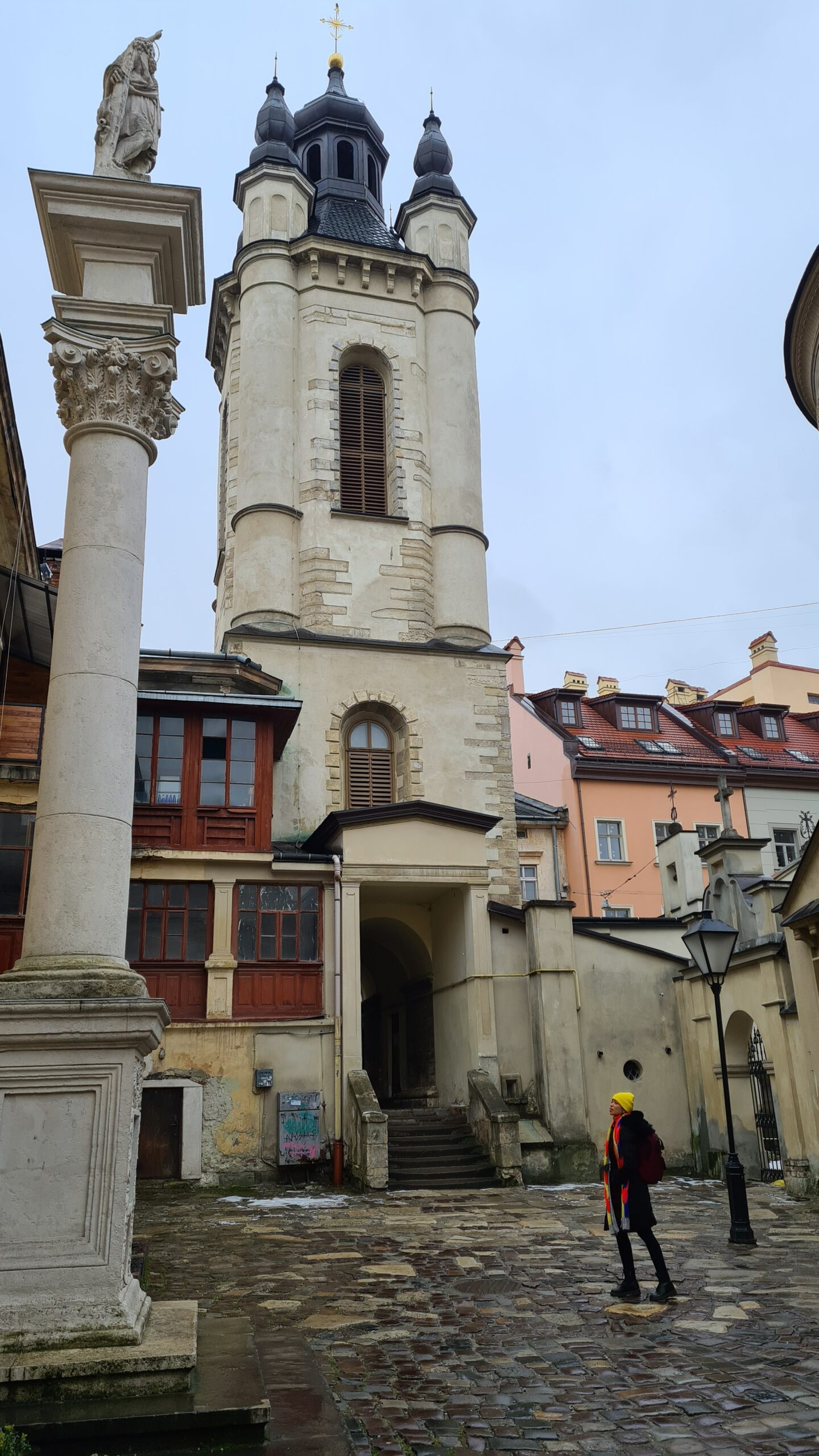 Lviv Ermeni Kilisesi