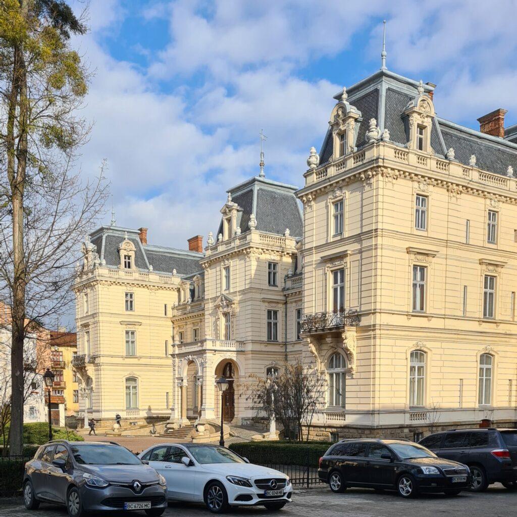 Lviv Potocki Sarayı